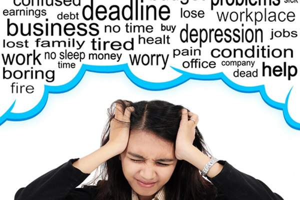 Stress Headaches: Everything You Need to Know About Them
