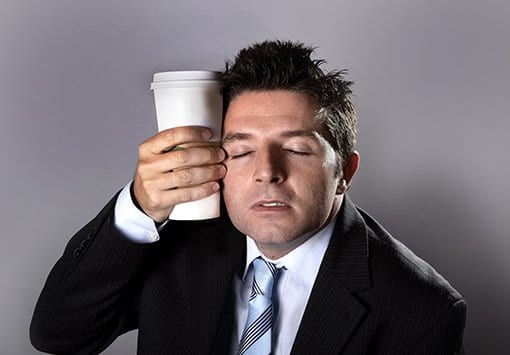 headache after drinking coffee