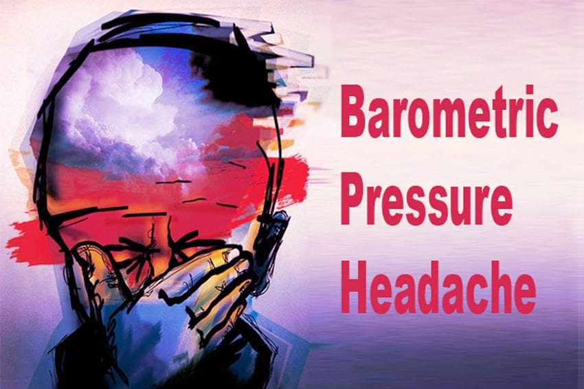 Natural Treatment For Barometric Pressure Headaches